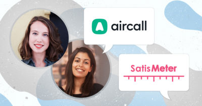 A Chat with Maïa Metz and Tania Kefs – VPs at Aircall