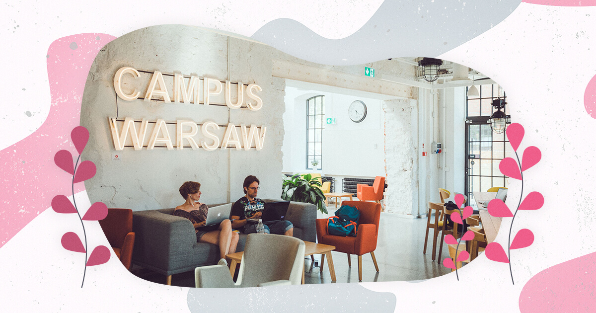 SatisMeter visits Google at Campus Warsaw