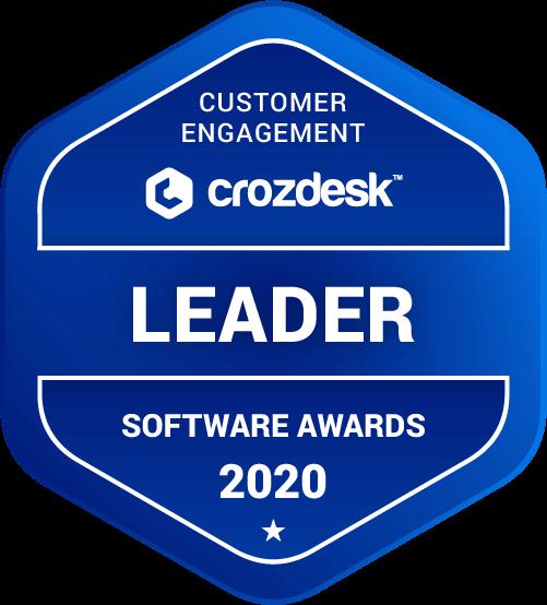 Crozdesk - Customer Engagement Software Leader 2020