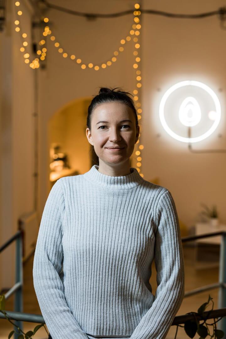 Zuzana Bartkova, Head of Customer Success at Avocode