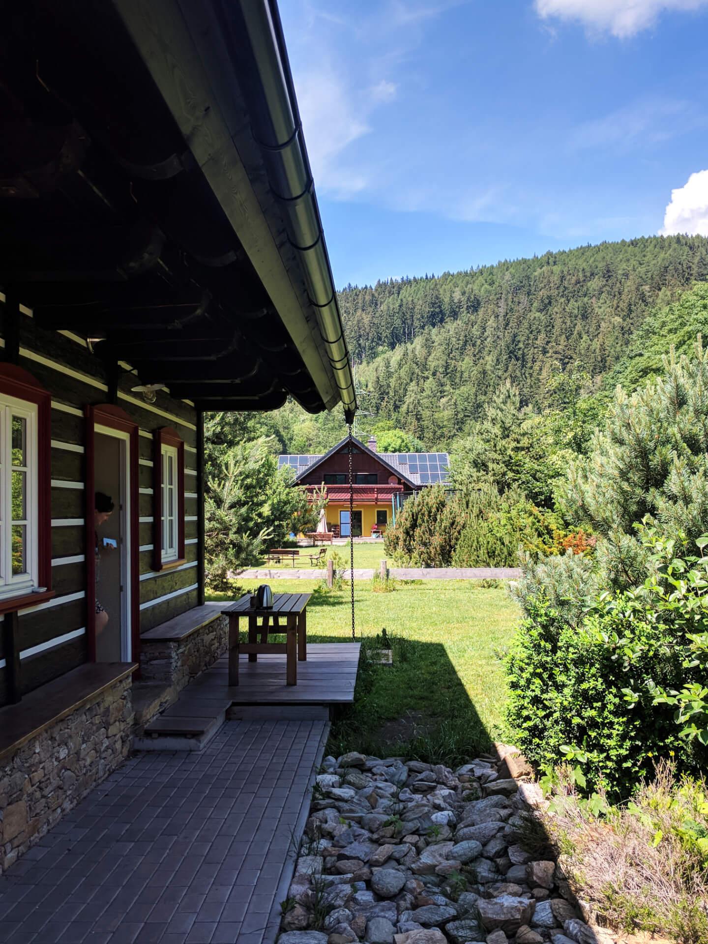 SatisMeter team retreat house